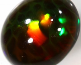 1.70 CTS WELO OPAL CALIBRATED-TREATED HONEY COMB PATTERN [V-SAFE163]