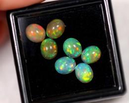 2.70ct Ethiopian Welo Polished Opal Lot