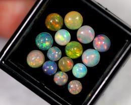 3.90ct Ethiopian Welo Polished Opal Lot 04