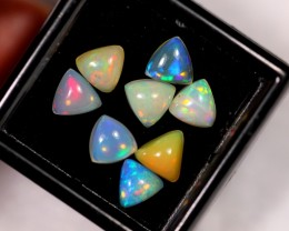 3.80ct Ethiopian Welo Polished Opal Lot 09
