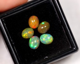 1.90ct Ethiopian Welo Polished Opal Lot 13