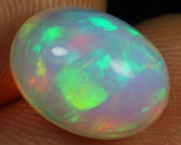 Black Friday 20% Offer 4.65cts Stunning Multi Neon Fire Ethiopian Opal