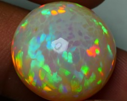 14.15 CRT AMAZING ROUND HONEYCOMB 3D COMPLETE COLOR WELO OPAL-