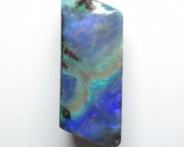 10.57ct Queensland Boulder Opal Stone