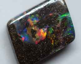 6.25CT QUEENSLAND BOULDER OPAL ZI161