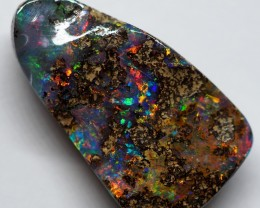 10.60CT QUEENSLAND BOULDER OPAL ZI167