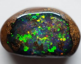9.80CT BRIGHT GEM KOROIT OPAL NUT ZI246