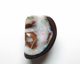 22.00ct Queensland Boulder Opal Yowah Nut
