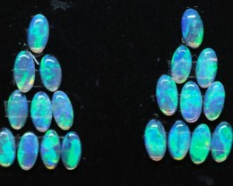 1.51CTS PARCEL OF CRYSTAL OPALS CALIBRATED ZI255