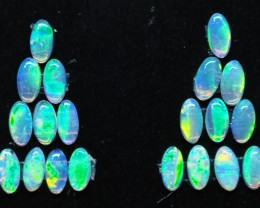 1.48CTS PARCEL OF CRYSTAL OPALS CALIBRATED ZI265