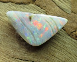 "4cts, ""BOULDER OPAL~MULTI COLOUR FLASH"""