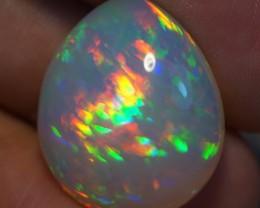 22.54 ct  5/5 Brightness -Gem Grade Quality Ethiopian Welo Opal