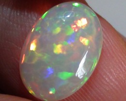 2.25 ct Gem Quality Full Gem Rainbow Welo Cab