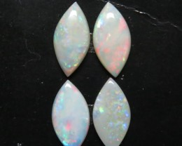 3.70ct White / Precious South Australian Opal