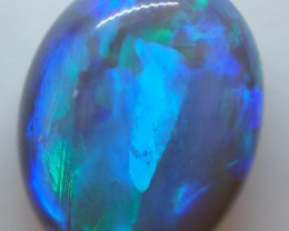 5.07CT  DARK OPAL FROM LIGHTNING RIDGE TT51