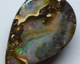 17.00CTS Drilled KORIOT  OPAL TT54