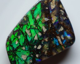 1.95CT VIEW WOOD REPLACEMENT BOULDER OPAL TT73