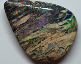 5.35CT VIEW WOOD REPLACEMENT BOULDER OPAL TT77