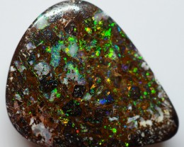 26.55CT VIEW WOOD REPLACEMENT BOULDER OPAL TT82