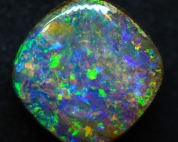 3.45CT VIEW PIPE WOOD REPLACEMENT BOULDER OPAL TT157