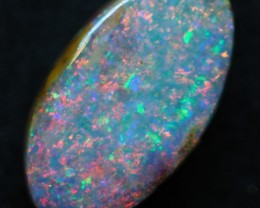 2.90CT VIEW PIPE WOOD REPLACEMENT BOULDER OPAL TT158