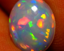 1.19 CT MULTI RAINBOW FLASHY ETHIOPIAN OPAL-JK181