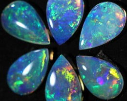 1.95 CTS SOLID OPAL PARCEL SET 6[C-SAFE174]