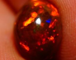 1.27 CT Dark Base!!! AAA Quality Welo Ethiopian Opal - AE522