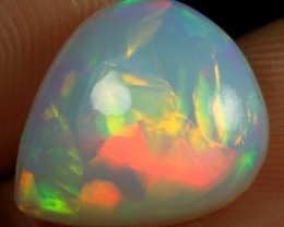 3.65cts 3D Flagstone Pattern Natural Ethiopian Welo Opal