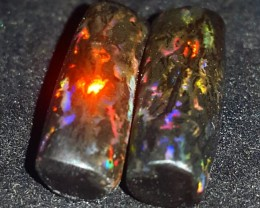 10.00 CRT RARE STUNING SPECIMENT INDONESIAN OPAL WOOD FOSSIL