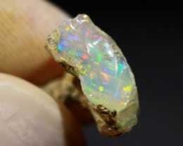 Cts 3.0   RT 700    .Rough Ethiopian Wello Opal   ~ Gem Grade -
