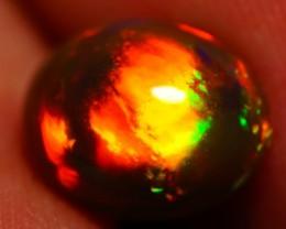 1.43 CT Dark Base!!! AAA Quality Welo Ethiopian Opal - AE 526