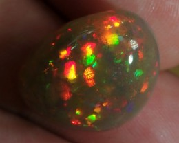 11.67ct Brilliant Natural Ethiopian Welo Supreme Opal Specimen