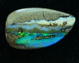 20.81 ct Australian Boulder Opal SKU-1