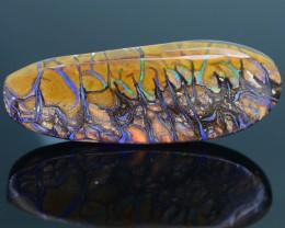 15.20 ct Australian Boulder Opal SKU-1