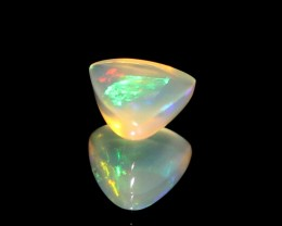 1.55 Crt Natural Ethiopian Welo Opal Cabochon 0156