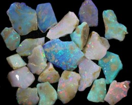 White Cliffs Opal Rough