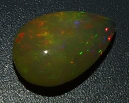 12.11 ct Pear Cabochon Opal