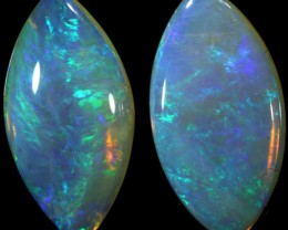 3.01 CTS CRYSTAL OPAL PAIR [C-SAFE227]