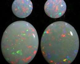 3.21 CTS SOLID OPAL PARCEL SET 4[C-SAFE257]