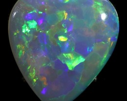0.90 CTS SOLID OPAL STONE[C-SAFE289]