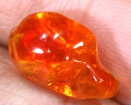 4.4-CTS MEXICAN  FIRE OPAL FREEFORM FOB-1718