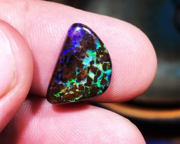 BrightKoroit Matrix boulder opal