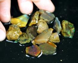 83ct Ethiopian Crystal Rough Specimen Rough Lot