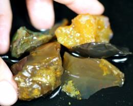 220ct Ethiopian Crystal Rough Specimen Rough Lot