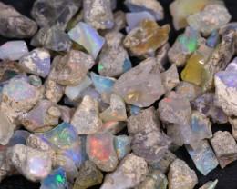 116ct Small Size Ethiopian Welo Rough Opal Parcel Lot 03