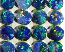 5.11 CTS GEM DOUBLETS CALIBRATED FOR ACCENT STONES[S-SAFE319]