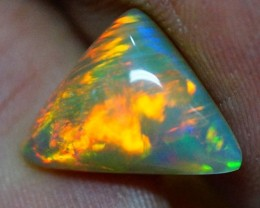 2.82 CT Red Flash!!! AAA Quality Welo Ethiopian Opal - AE583