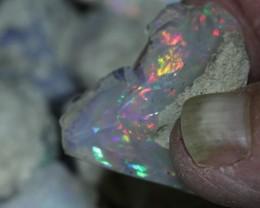 54.8 ct Gem Welo opal.