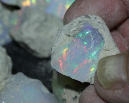 44.85 ct Gem Welo opal.
